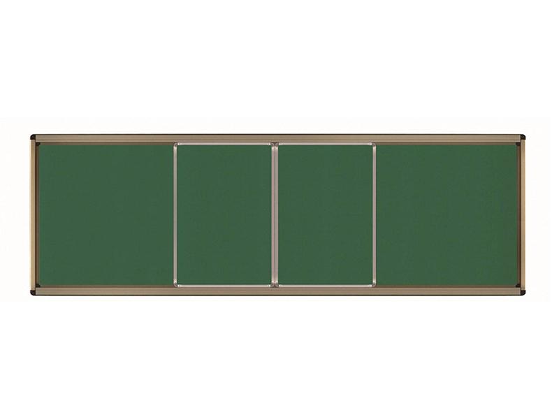推拉式黑板