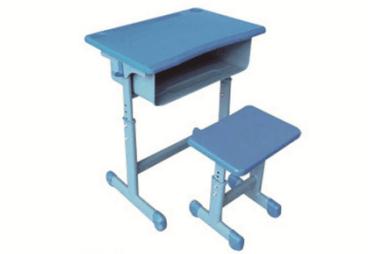 套管升降课桌凳