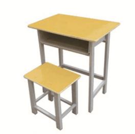 方管固定课桌椅