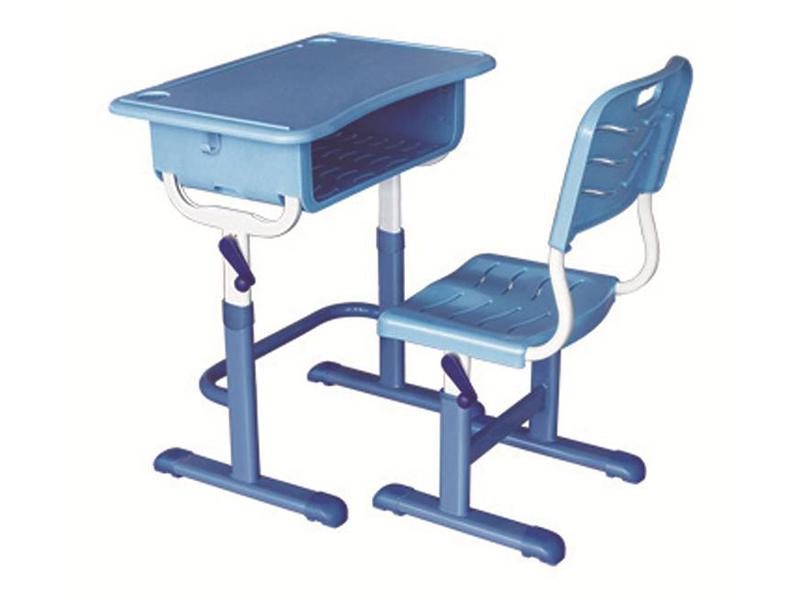 手摇式升降课桌椅-BS-KZ102