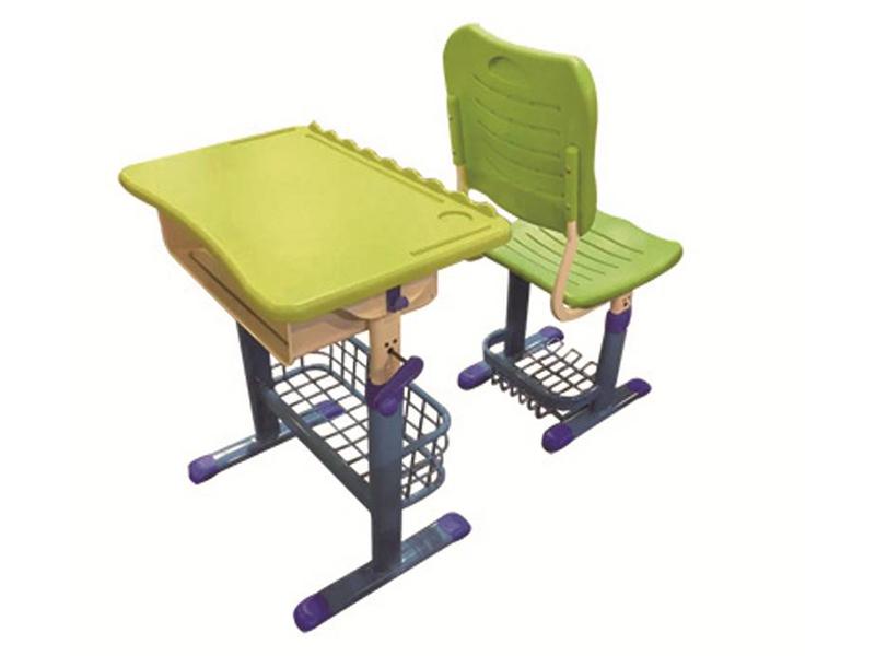 手摇式升降课桌椅-BS-KZ103