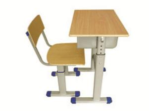 套管升降课桌椅